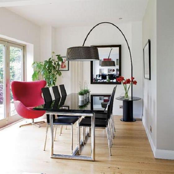 Modern Yemek Masası Ve Sandalye Modelleri 22