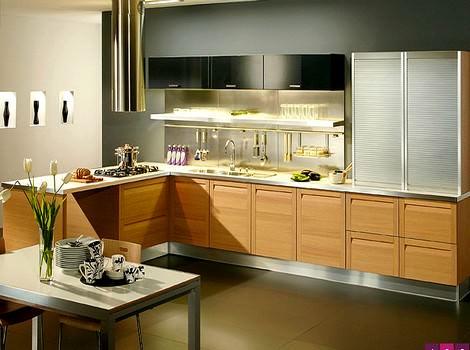 Vanucci Mutfak Tasarımları 2