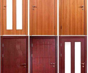 Variodoor Ahşap Kapı Modelleri