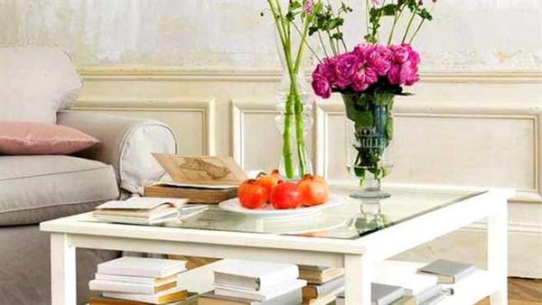 dekoratif oturma odası