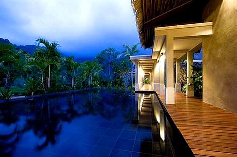 muhteşem villa tasarımı - villa havuzu - Muhteşem Villa Tasarımı