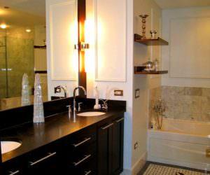 Banyo Depolama Alanları Dekorasyon Stilleri