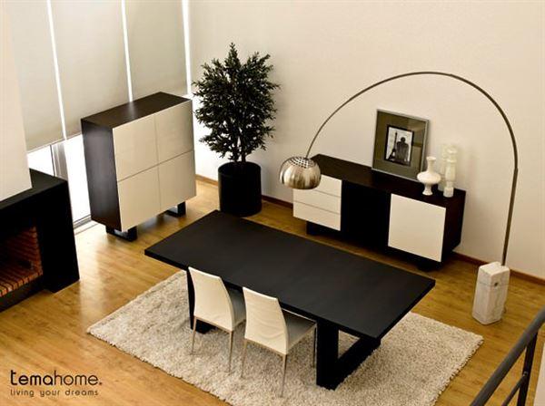 Modern Lüks Yemek Odası Tasarımları 13