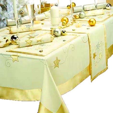Yemek Masası Masa Örtüsü Modelleri 7