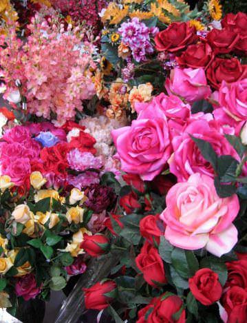 Yapay Çiçeklerle Yeşil Dünya Yaratın 5
