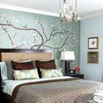 Yatak Odası Duvar Kağıt Desenlleri