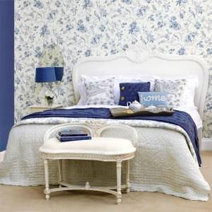 Yatak Odası Duvar Kağıt Desenleri 5