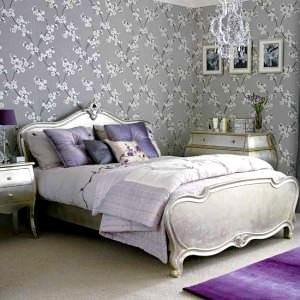 Yatak Odası Duvar Kağıt Desenleri 2