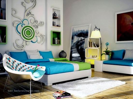 yatak-odasi-duvar-susleme-onerileri duvar süslemeleri - yatak odasi duvar susleme onerileri - Yatak Odası Duvar Süslemeleri