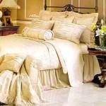 Yatak Örtüsüyle Odanıza Tarz Yaratın 1