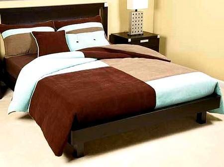 Yatak Örtüsüyle Odanıza Tarz Yaratın 11