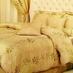 Yatak Örtüsüyle Odanıza Tarz Yaratın 7
