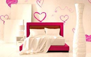 Yatak Odası Duvar Kağıt Desenleri 6