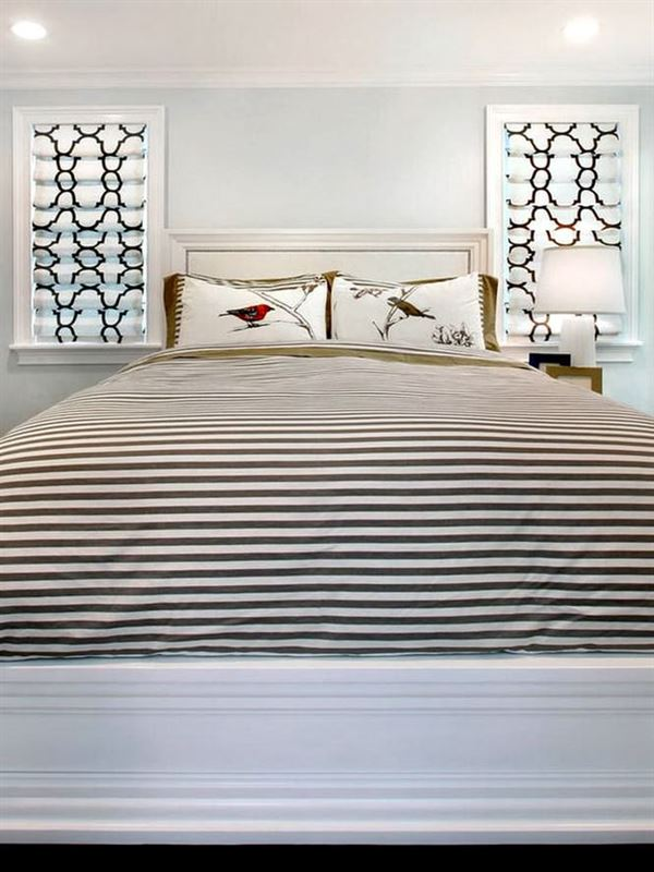 Yatak Odası Perde Fikirleri 3