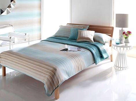 Modern Yatak Odası Ve Yatak Örtü Modelleri 5