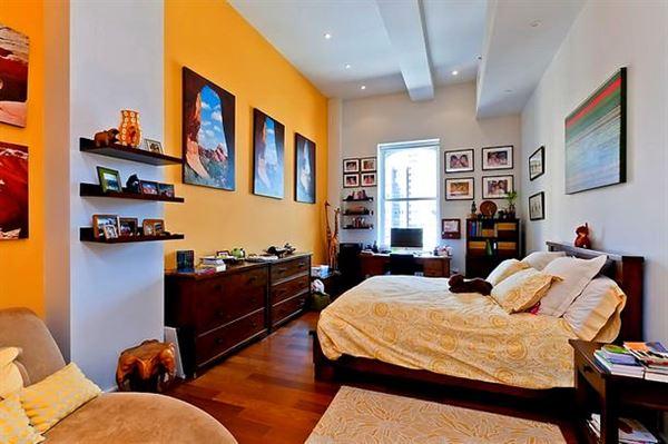 Çok Canlı Renklerle Oda Dekorasyon Fikirleri 3