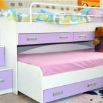 yeni model Çocuk odası ranza fikirleri - yavru yatakli cocuk ranzasi1 150x150 - Yeni Model Çocuk Odası Ranza Fikirleri