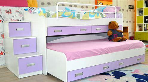 Yeni Model Çocuk Odası Ranza Fikirleri 11