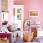 Renkli Yaza Özel Oturma Odası Dekorasyon Fikirleri 9