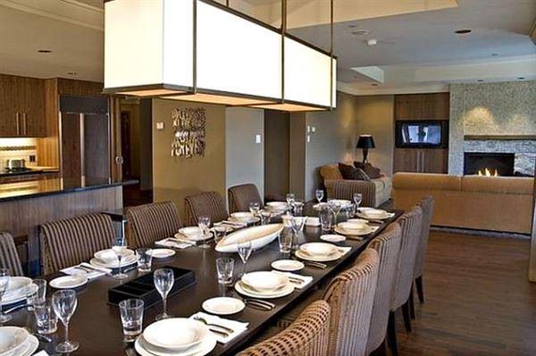 Mutfak Ve Yemek Masası Aydınlatma Modelleri 12