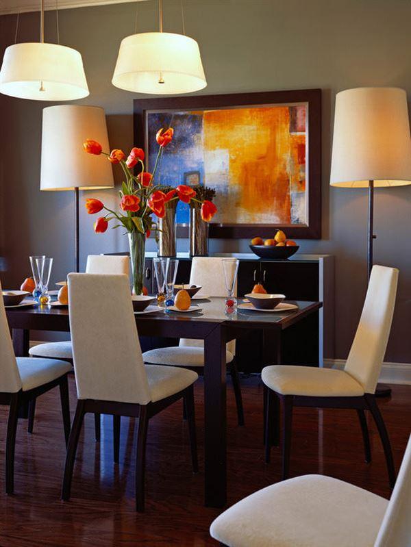 Yemek Masası Tasarım Modelleri 11