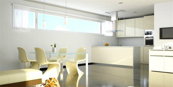 Modern Lüks Yemek Odası Tasarımları 14