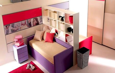 Çocuk Odası Dekorasyon Ve Mobilya Fikirleri 27