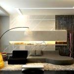 Zarif Ve Şık Oturma Odası Dekorasyon Fikirleri 11