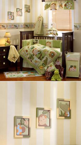 Bebek odası dekorasyon fikirleri 2
