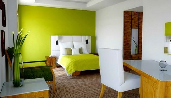 modern yatak odası düzenleme