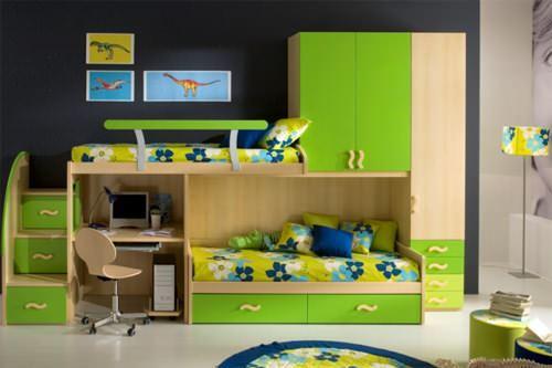 Yeni Model Çocuk Odası Ranza Fikirleri 10