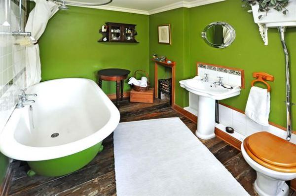 Renkli Modern Banyo Dekorasyon Modelleri 6