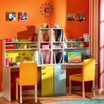 Çocuk Odası Ders Çalışma Masaları 10