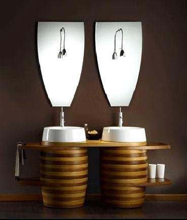 İlginç Farklı Banyo Lavabo Tasarımları 16