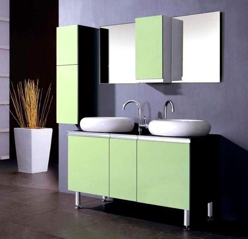 Modern Dekoratif 2012 Banyo Lavabo Modelleri 1