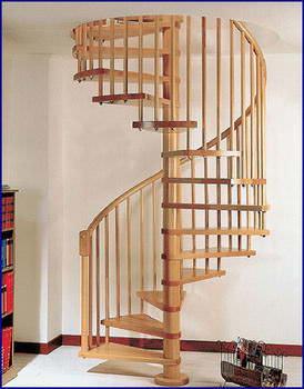 Oval Dubleks Daire Merdivenleri 14