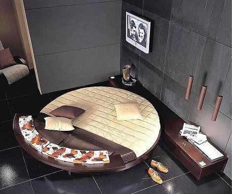 Lüks 2012 Yatak Odası Modelleri 21