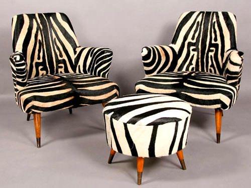 zebra-desenli-kumasli-koltuk