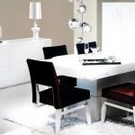 yemek odası zebrano mobilya yemek odası modelleri